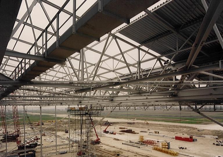 KLM Hangars, Schiphol Oost