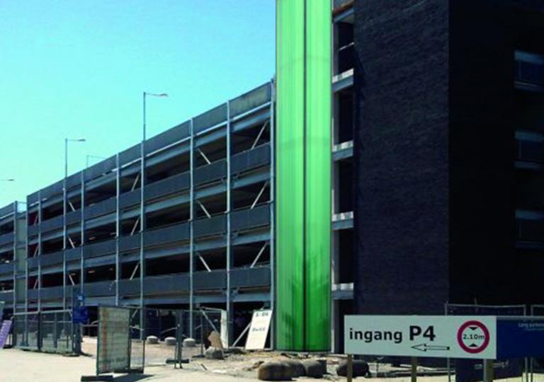 Parkeergarage Eindhoven Airport